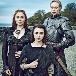 Game of Thrones GOT Sansa Stark Necklace New